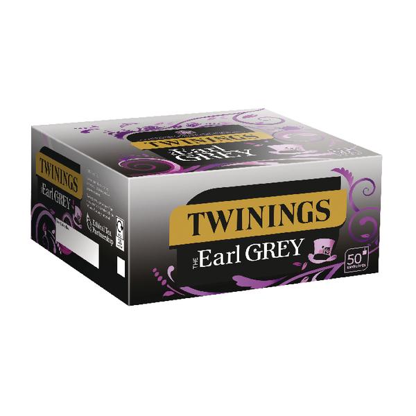 Twinings Earl Grey Envelope Tea Bags (Packs of 300) F09582