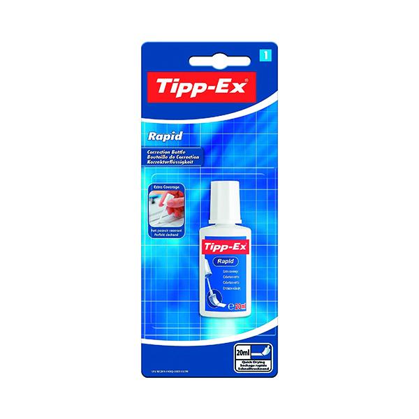 Tipp-Ex Rapid Correction Fluid 20ml 8871592