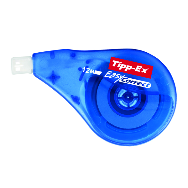 Tipp-Ex Easy Correct Correction Tape (Pack of 10) 829035