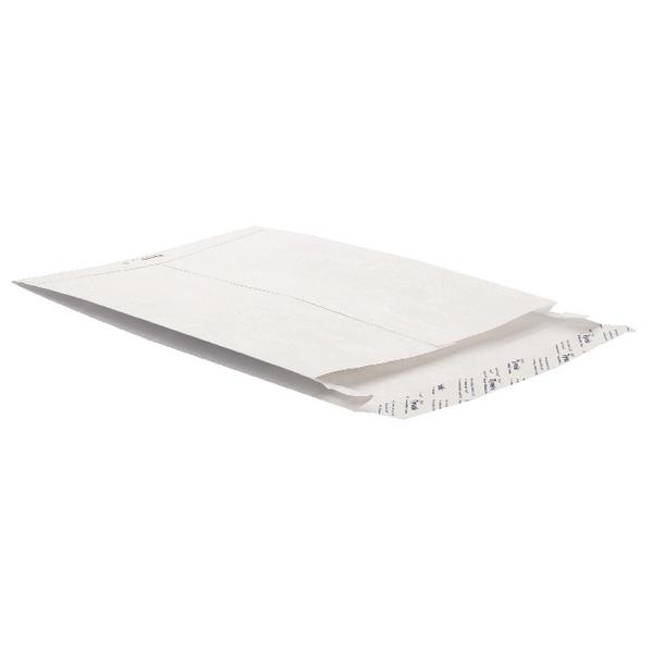 Tyvek Envelope 324x229x20mm Gusset Peel and Seal White (Pack of 100) 754924
