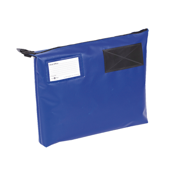 GoSecure Mailing Pouch 381x336mm Blue GP1B