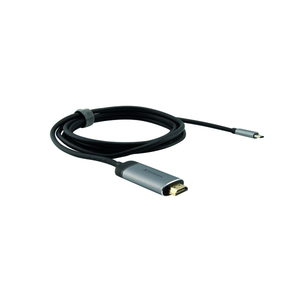 Verbatim USB-C to HDMI 4K Adaptor with 1.5m Cable 49144