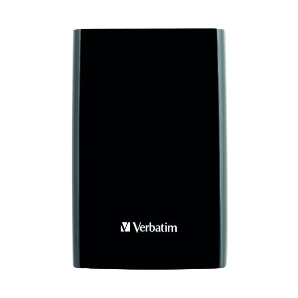 Verbatim Store n Go Portable HDD USB 3.0 1TB Black 53023