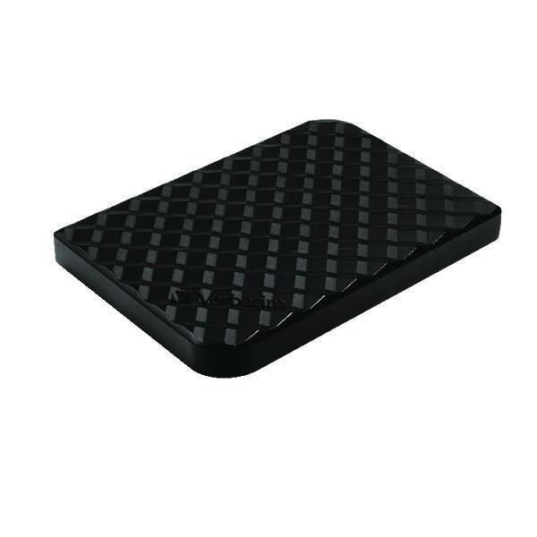 Verbatim Store and Go Portable SSD USB 3.1 480GB Black 53229