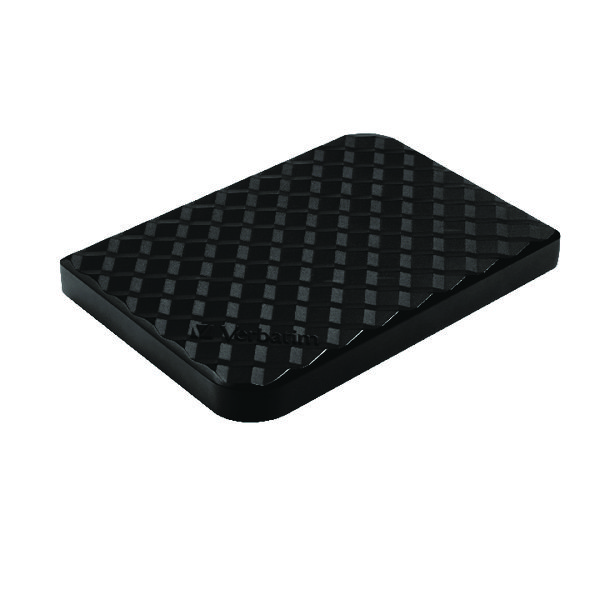 Verbatim Store and Go Portable SSD USB 3.1 240GB Black 53231