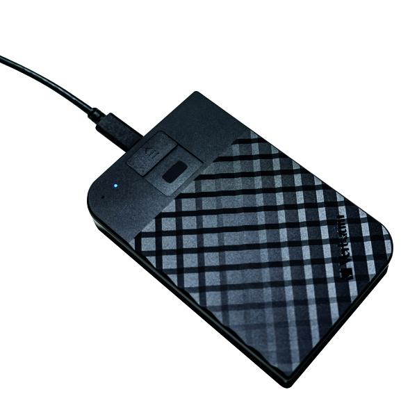 Verbatim Fingerprint Secure Hard Drive 2TB 53651