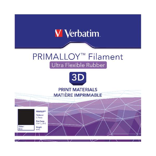 Verbatim Primalloy Black 3D Printing Filament 2.85mm 500g 55507