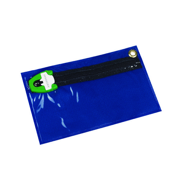 Versapak Key Wallet 230x152mm Blue ZF1_T2SEAL