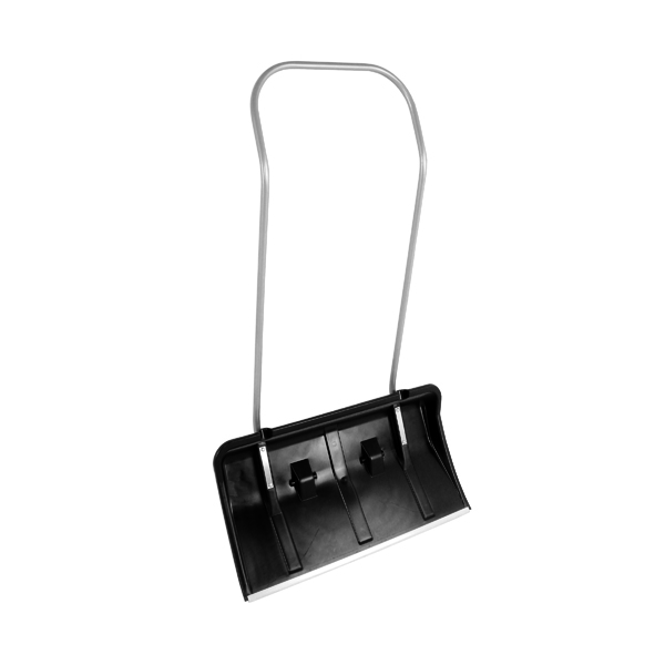 Winter Snow Pusher K1 Red (Integral wheels, wide handle) 383682