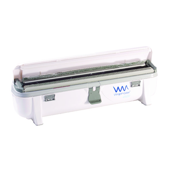 Wrapmaster 4500 Dispenser (Accepts refills up to 45cm in width, dispenses foil or cling film) 63M91