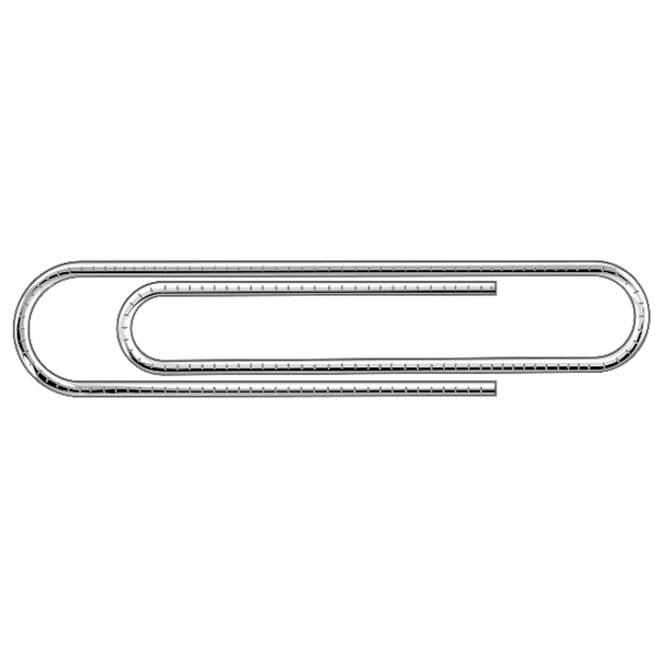 Paperclips Giant Serrated 73mm (Pack of 100) 32521