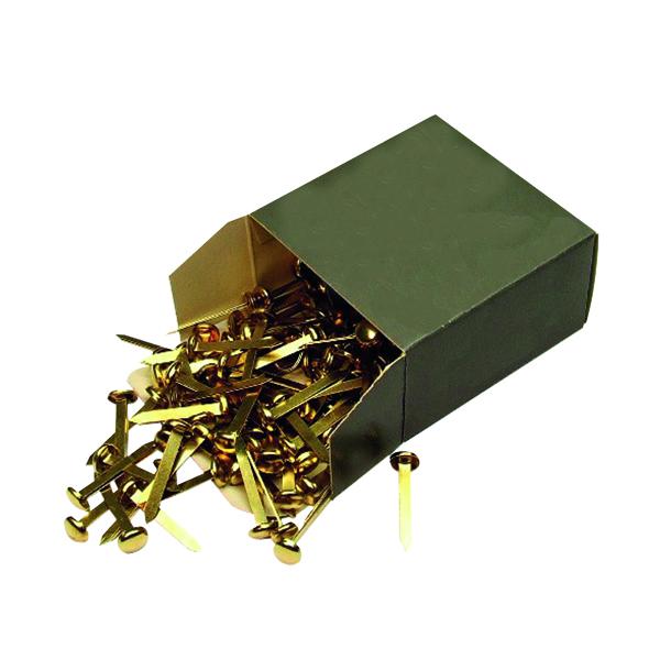 Brass Paper Fastener 40mm (Pack of 200) 36671