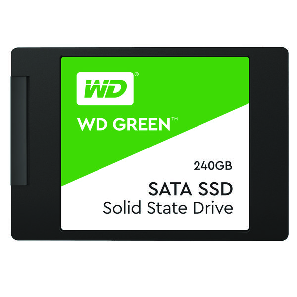 WD Green 240GB 2.5 Inch SSD WDS240G2G0A