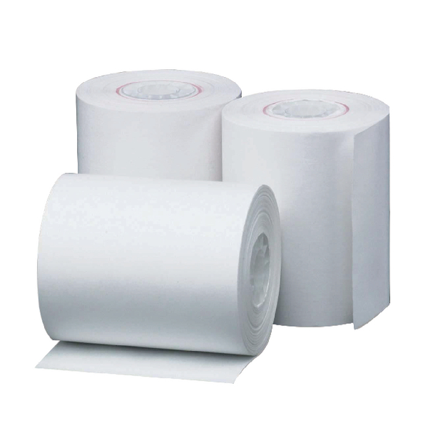 White Thermal Till Roll 57x38x12mm (Pack of 20) THM573812