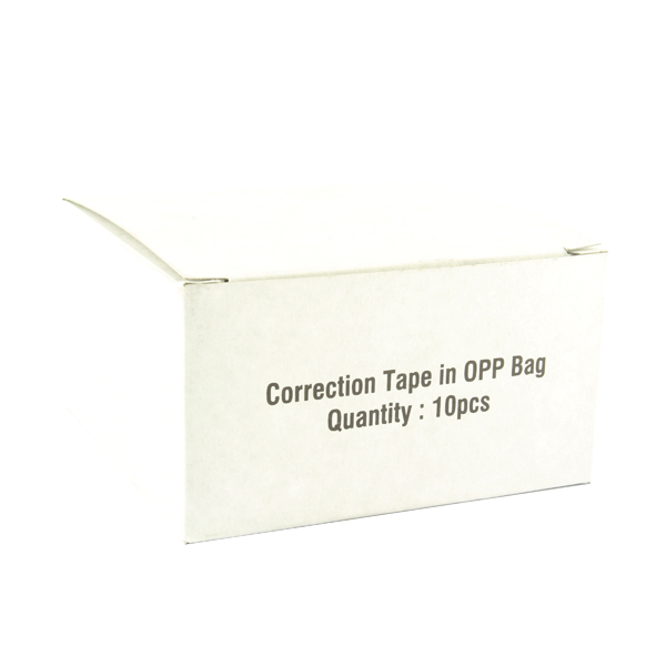 Correction Tape Roller (Pack of 10) WX01593