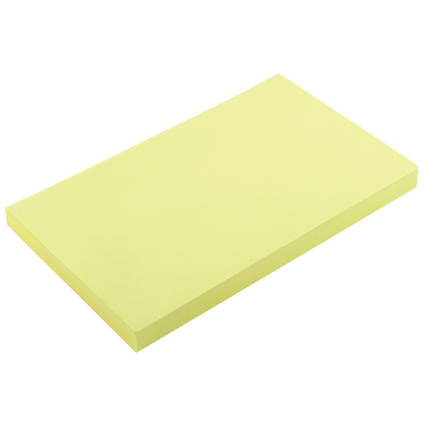 Repositionable Quick Notes Pad 75 x 125mm (Pack of 12) WX10503