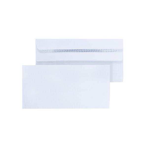 Envelope DL 80gsm Self Seal White (Pack of 1000) WX3454