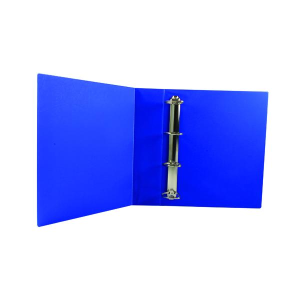 Blue 50mm 4D Presentation Ring Binder (Pack of 10) WX47662