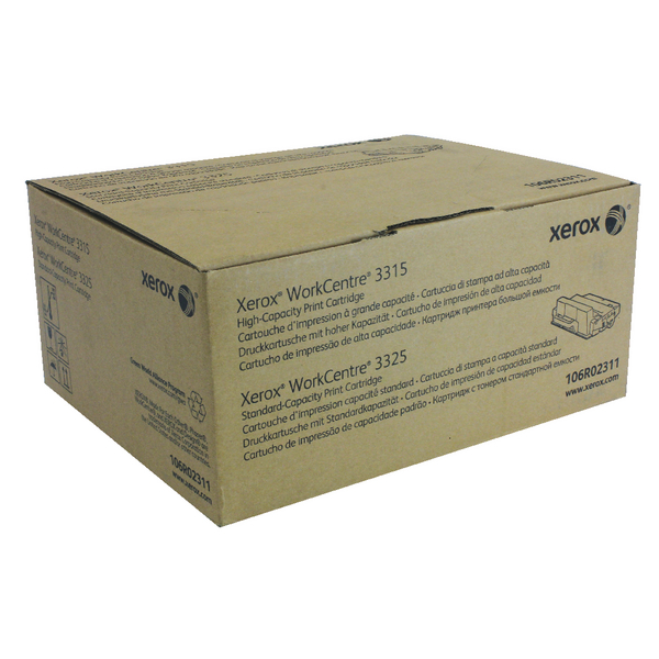 Xerox WorkCentre 3315/3325 Toner Cartridge 106R02311