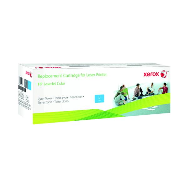 Xerox Compatible CF381A Cyan Laser Toner Cartridge 006R03253