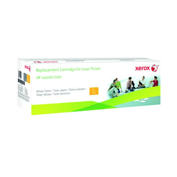 Xerox Compatible Laser Toner Cartridge Yellow CF382A 006R03254