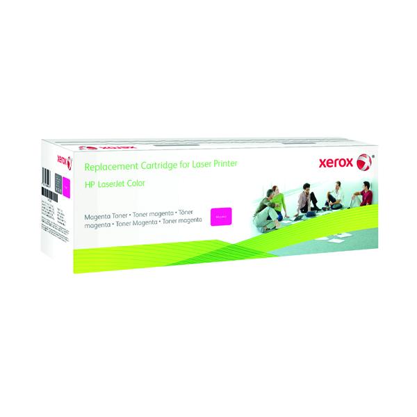 Xerox Compatible Laser Toner Cartridge Magenta CF383A 006R03255