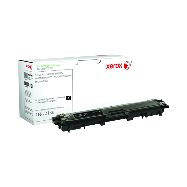 Xerox Compatible Laser Toner Cartridge Black TN241BK 006R03261