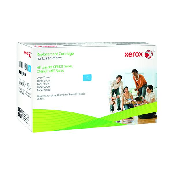 Xerox CE251A Cyan Compatible Toner 106R01584