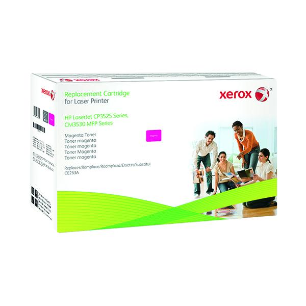 Xerox CE253A Magenta Compatible Toner 106R01586