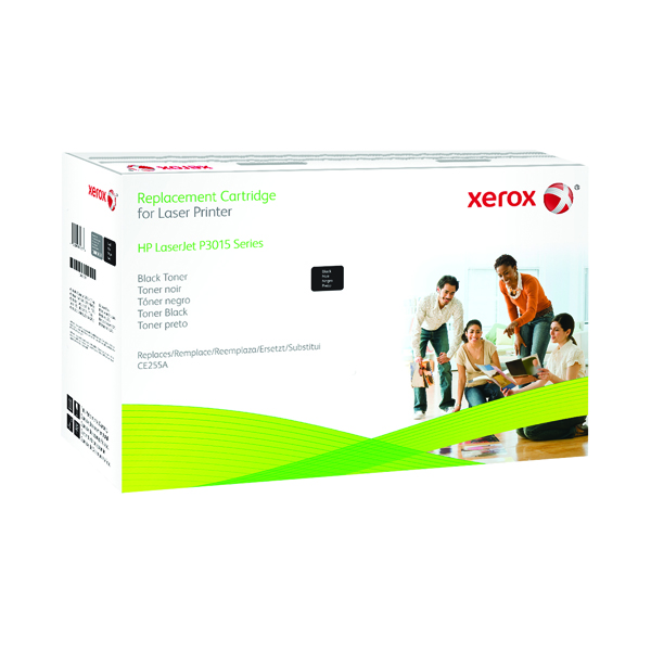 Xerox Compatible Laser Toner Cartridge Black CE255A 106R01621