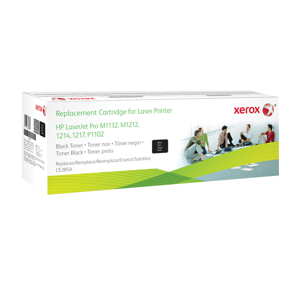 Xerox Compatible Laser Toner Cartridge Black CE285A 106R02156