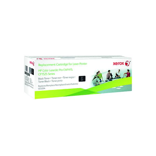 Xerox CE320A Black Compatible Toner 106R02221