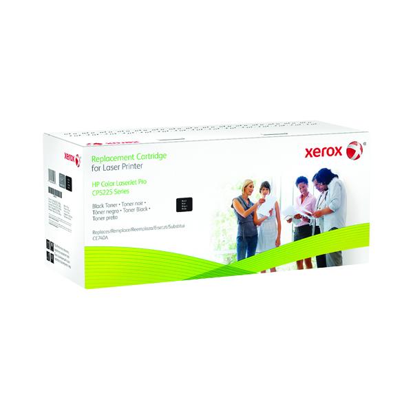 Xerox CE740A Black Compatible Toner 106R02261