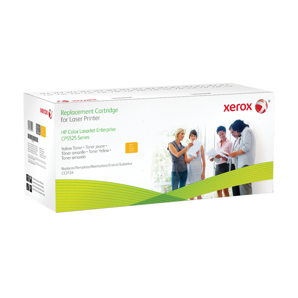 Xerox Compatible Laser Toner Cartridge Yellow CE272A 106R02267
