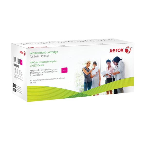 Xerox Compatible Laser Toner Cartridge Magenta CE273A 106R02268