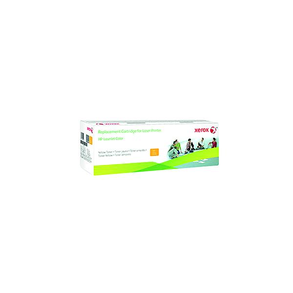 Xerox CF402X Yellow Compatible Laser Toner Cartridge 006R03460