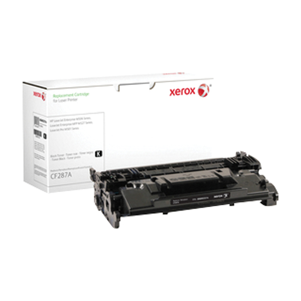 Xerox CF287A Black Compatible Laser Toner Cartridge 006R03514