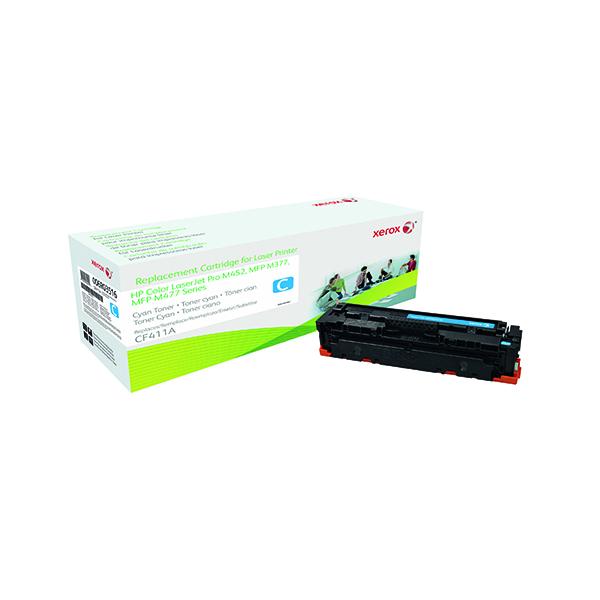Xerox Compatible Laser Toner Cyan CF411A 006R03516