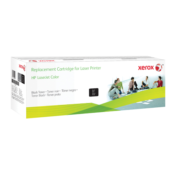 Xerox Compatible Laser Toner Cartridge Black CE410A 006R03013