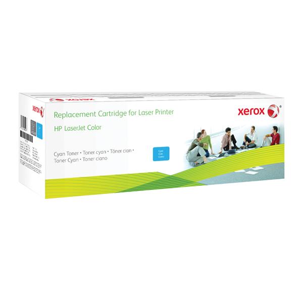 Xerox Compatible Laser Toner Cartridge Cyan CE411A 006R03015