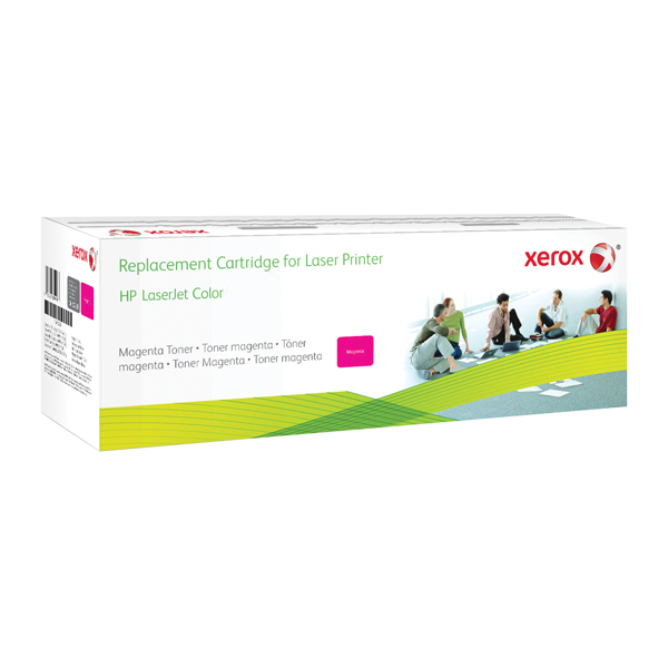 Xerox Compatible Laser Toner Cartridge Magenta CE413A 006R03016