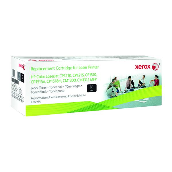 Xerox CB540A Black Compatible Laser Toner Cartridge 003R99786