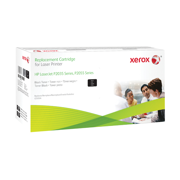 Xerox Compatible Laser Toner Cartridge Black CE505A 003R99807