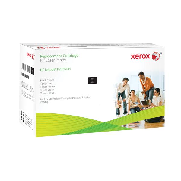 Xerox Compatible Laser Toner Cartridge Black CE505X 003R99808